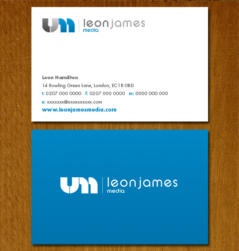 Business Cards. Double Sided Colour : Precision Design and ...