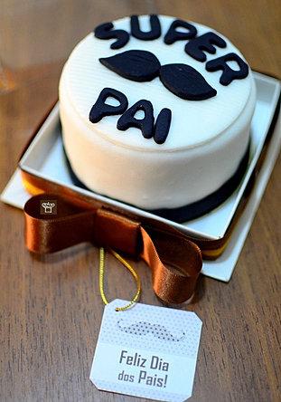 Resultado de imagem para dia dos pais tortas