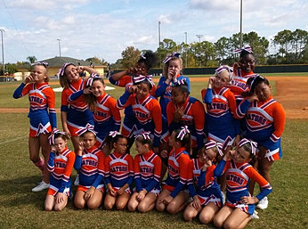 Lakeland Gators Cheer