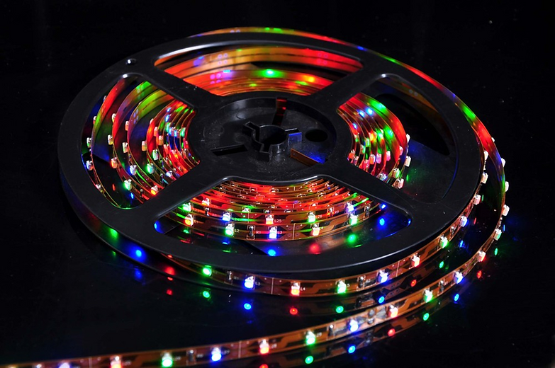 Led strip lighting led strip light rgb aloadofball Images