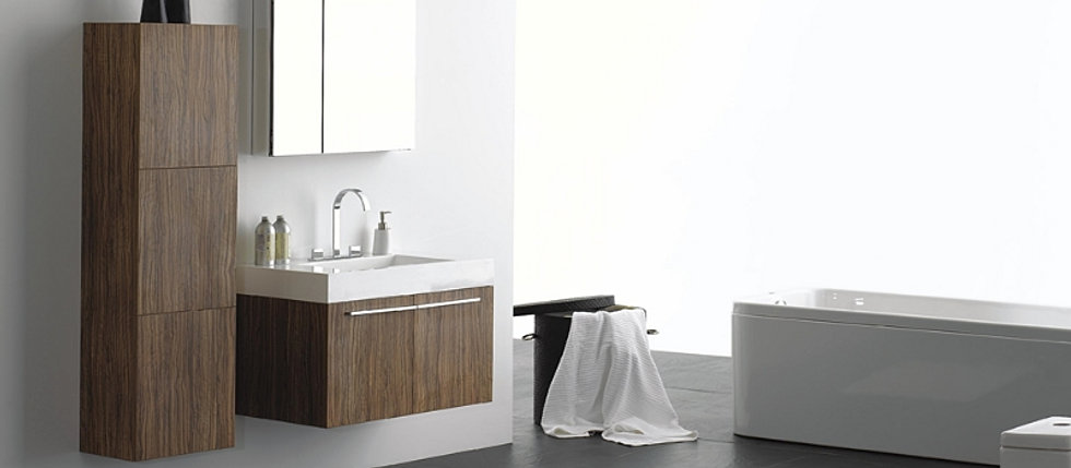 Bathroom cabinets freestanding baths gural vit for Bathroom cabinets co za
