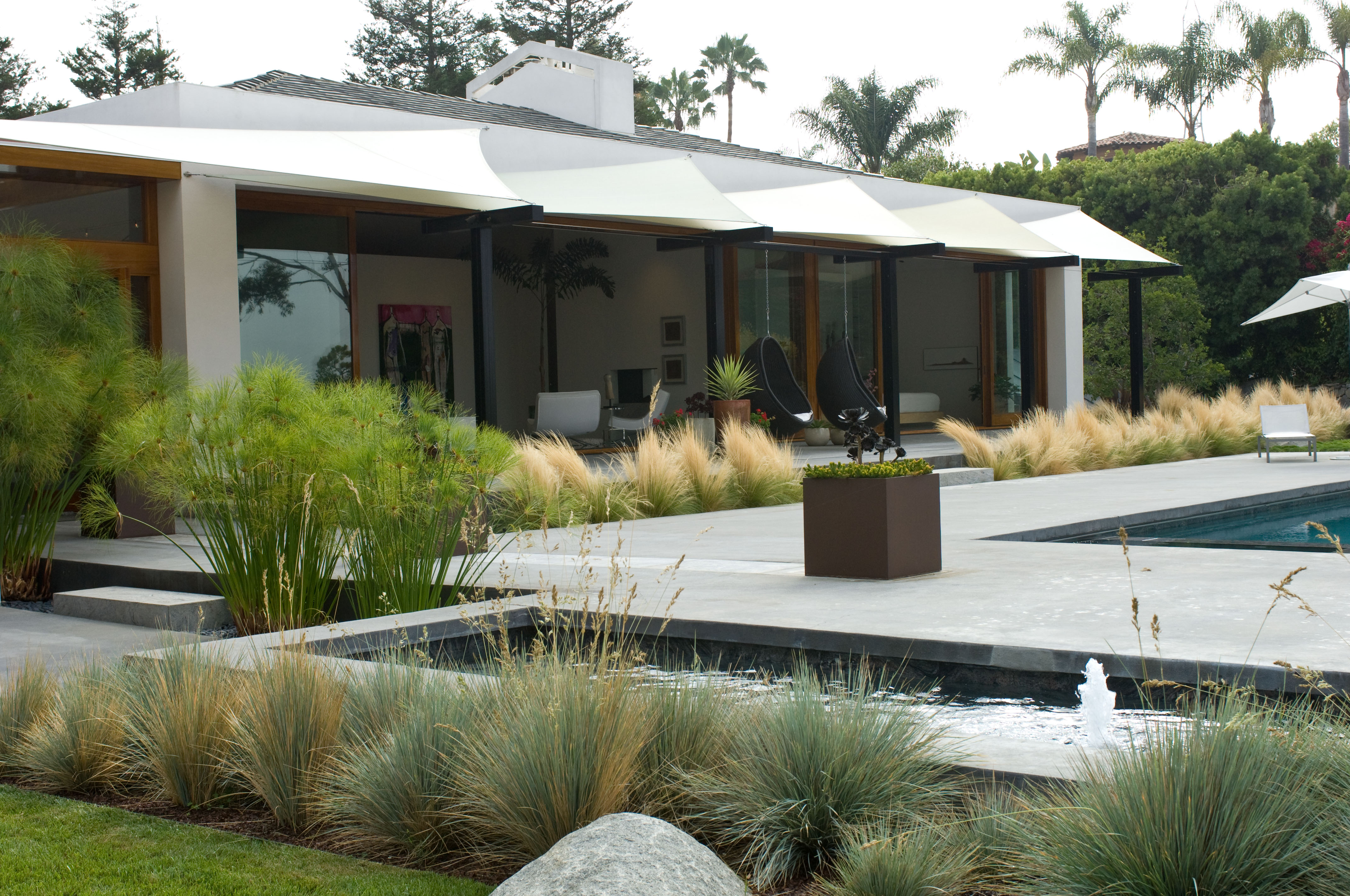 grounded modern landscape architecture san diego