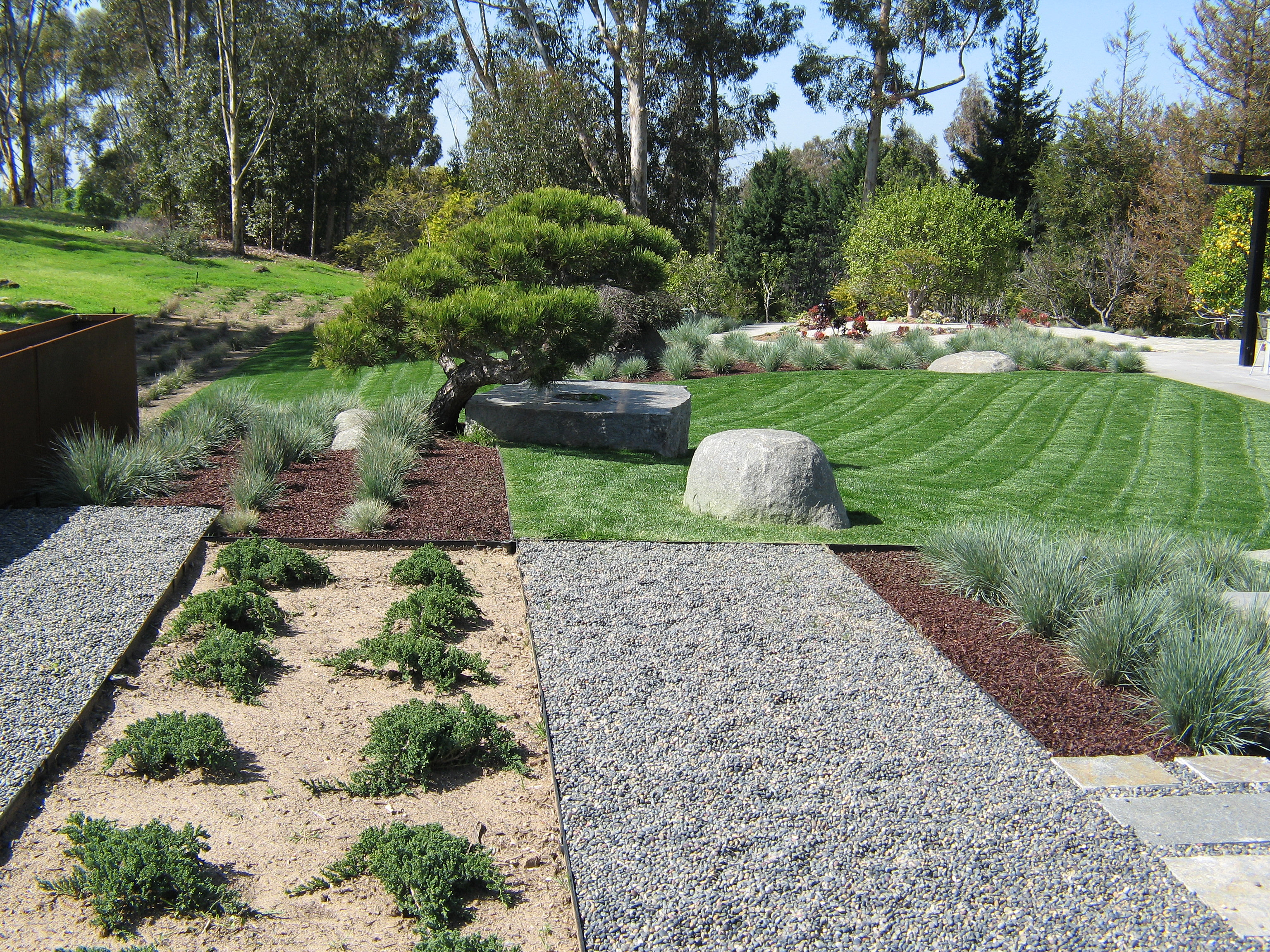 grounded modern landscape architecture | san diego