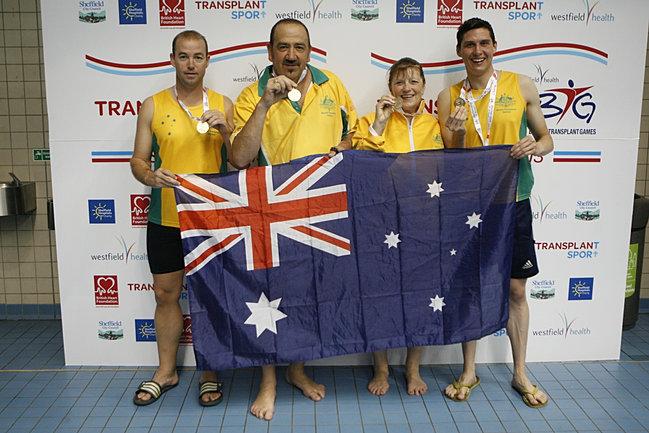 aus swim team medal.JPG