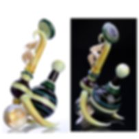 Michael Svenson Svenglass High End Functional Glass Pipes