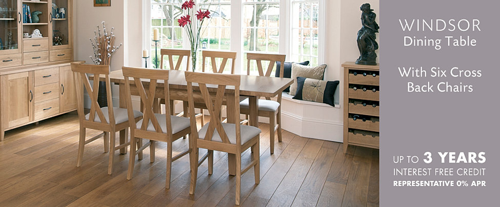 Martin And Frost Dining Room Furniture