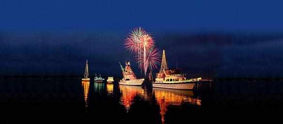 Yacht StarShip - Holiday Lighted Boat Parade