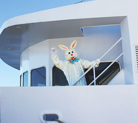 Yacht StarShip: Easter Brunch & Dinner