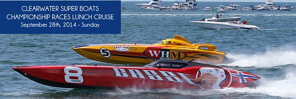 Clearwater Super Boats Races Cruise