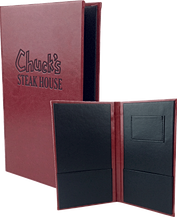 Menu Designs offers menu related products including food, drink and kids menus. Our specialty is menu design for menu covers, especially restaurant menu design. We offer in-stock or custom menu covers; look to us to be your menu designer.