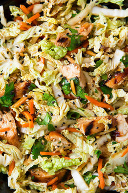 sesame chicken salad this is a to die for asian salad the chicken ...