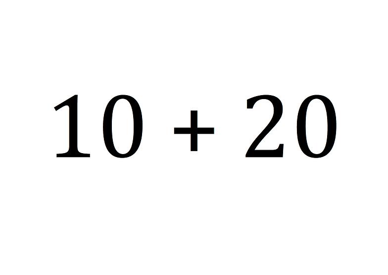 regnestykker