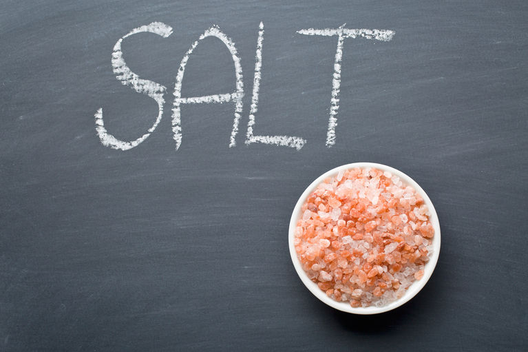the himalayan salt on blackboard.jpg