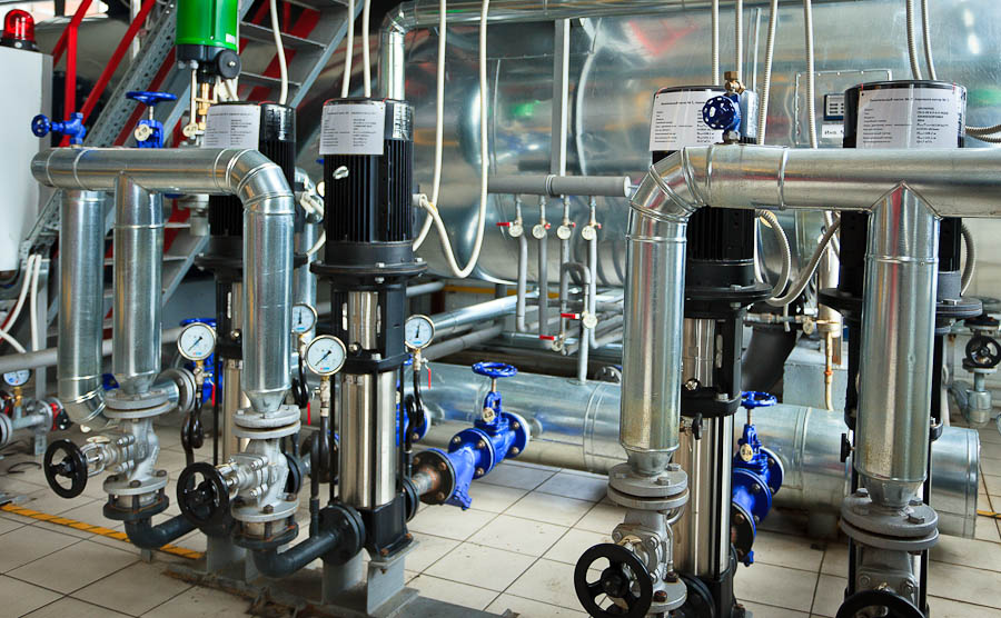 project on pumps