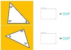 find omkreds af en trekant