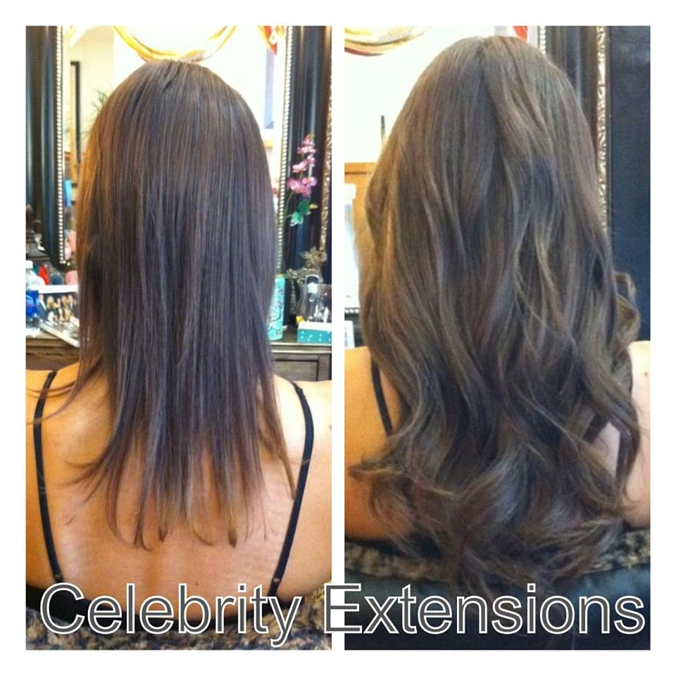 Celeb Hair Extensions 97
