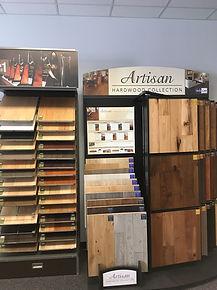 Artisan floor display.JPG