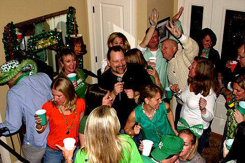 Morristown St. Patricks Day Party
