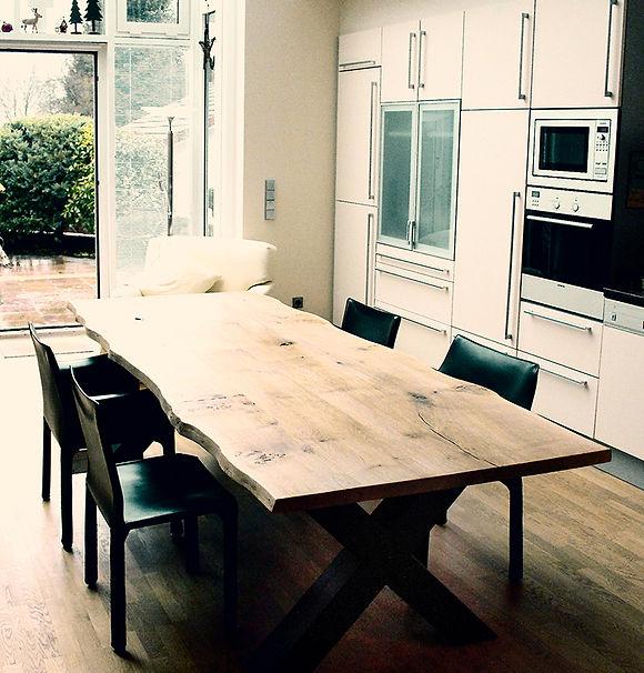 holzwerk hamburg designertische aus massivholz. Black Bedroom Furniture Sets. Home Design Ideas