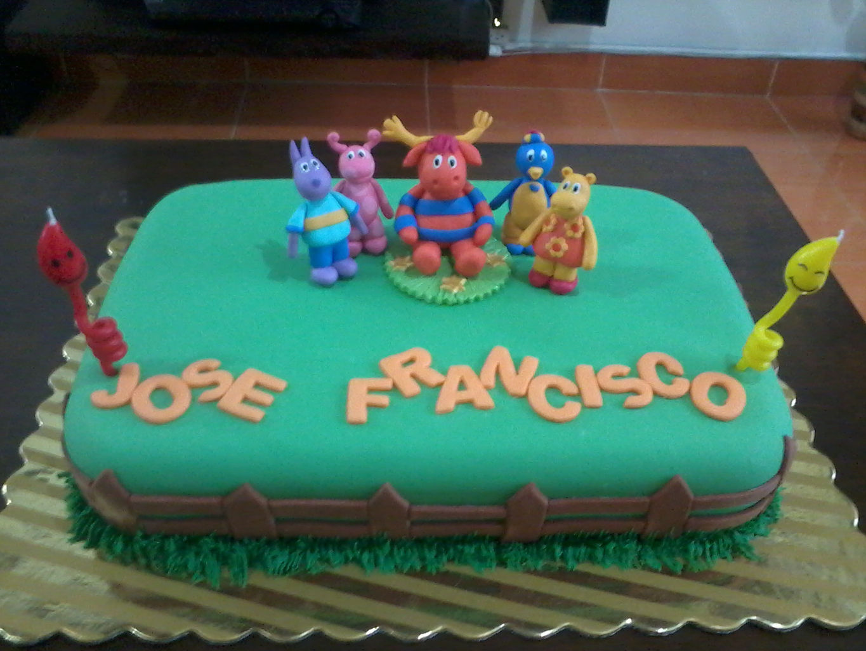 Torta  Backyardigans