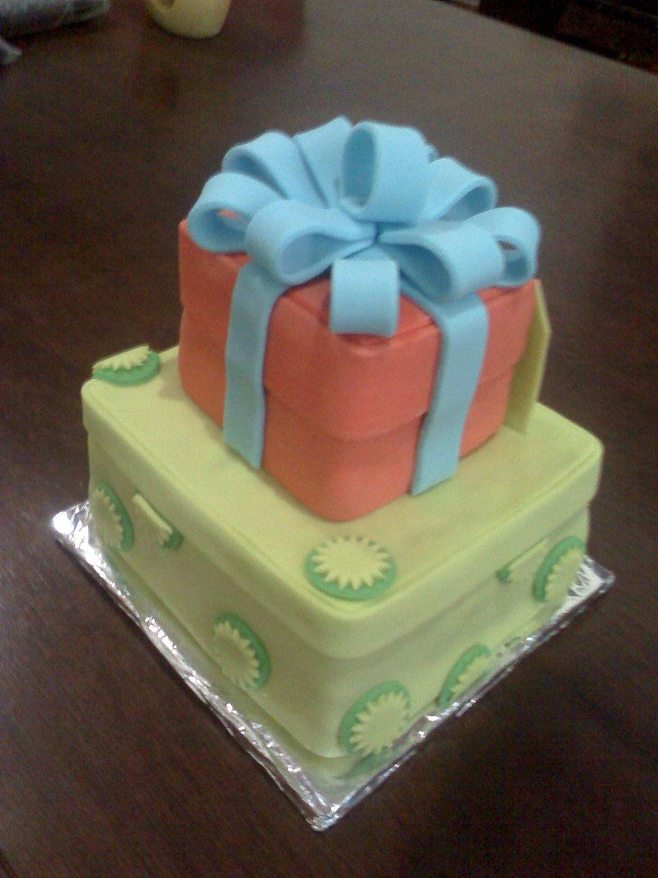 Mini Torta Regalo