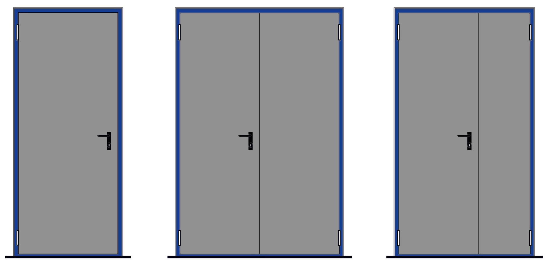 Norme et certification de portes DAS