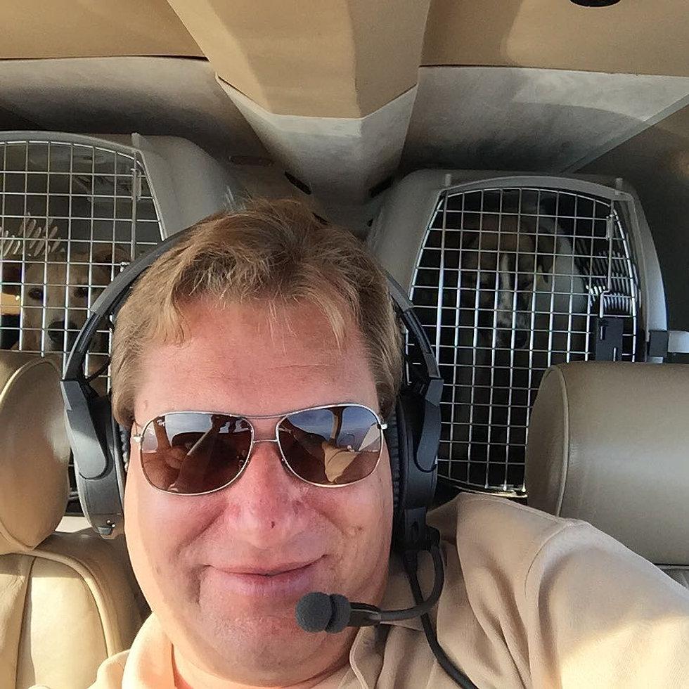 7/22/15 - 20 Dogs - 8.1 hr - 1182 mi