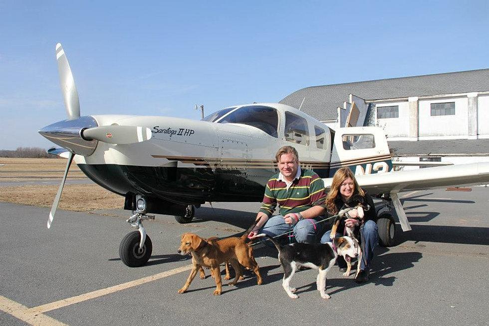 3/10/13 - 5 Dogs - 2.8 hrs - 297 mi