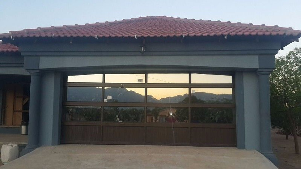 Aluminium doors and garage doors for Garage windows for sale