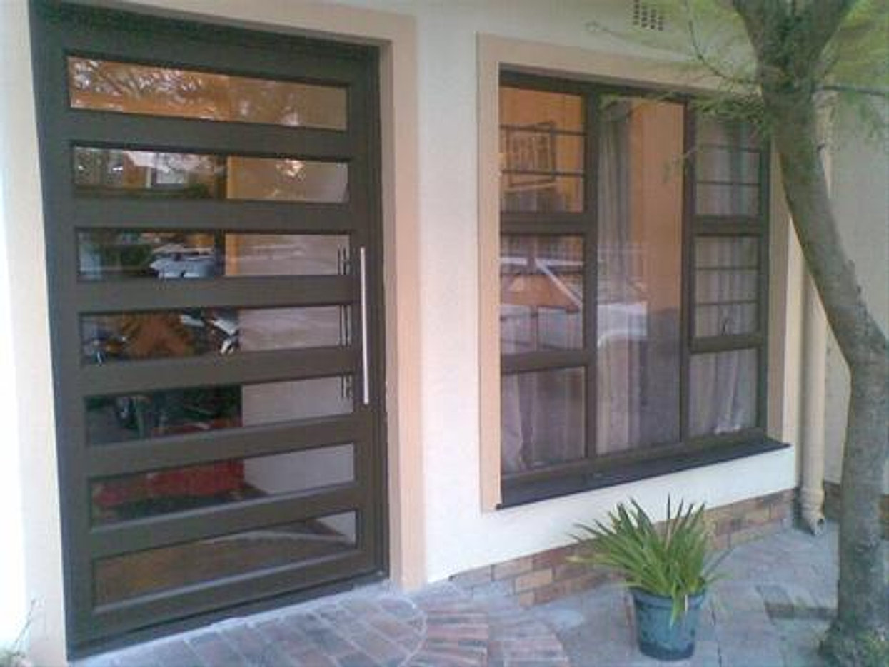Aluminium Doors,Windows and Garage Doors