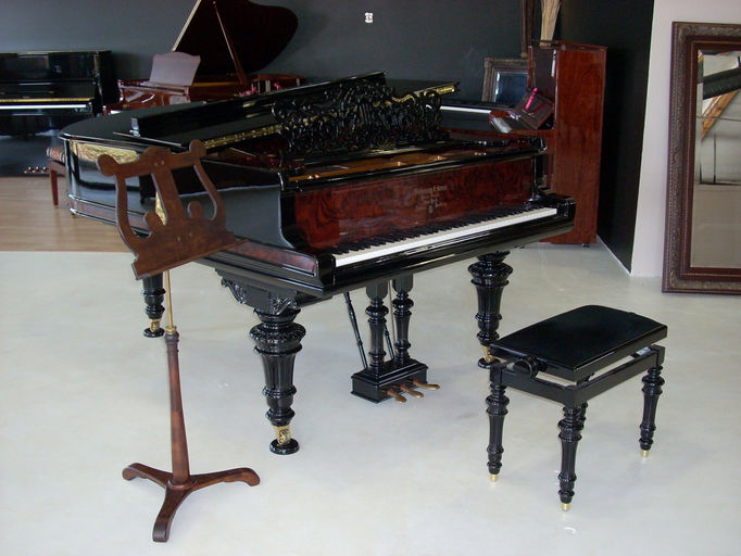Pianos san diego sales and service of new and used grand for Yamaha piano dealer near me