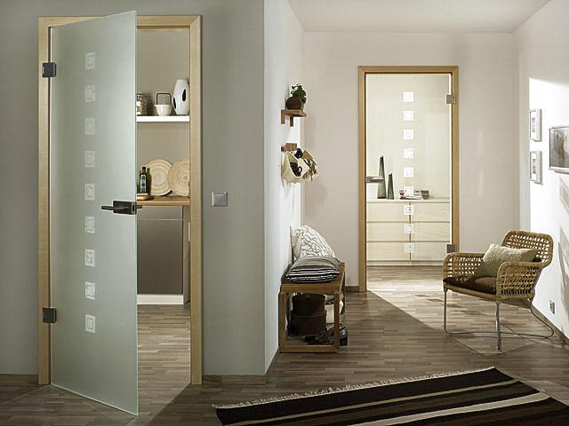 Alliaverre portes en verre design - Portes interieures en verre ...