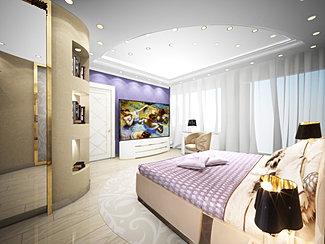 Мебель для спальни с чертежами 98