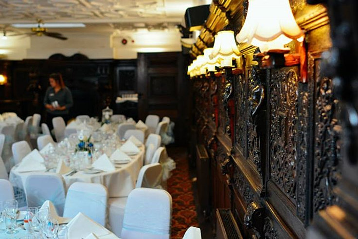 Wedding venue decorators west yorkshire