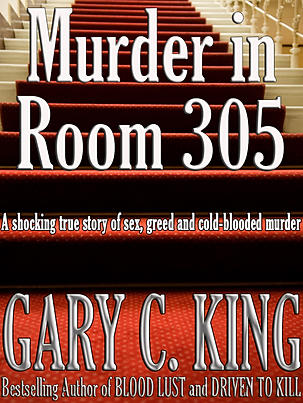 Murder In Room 305 Cover