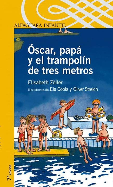 Óscar, papá y el trampolín de ...