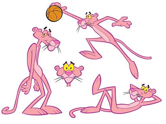 pink panther hero