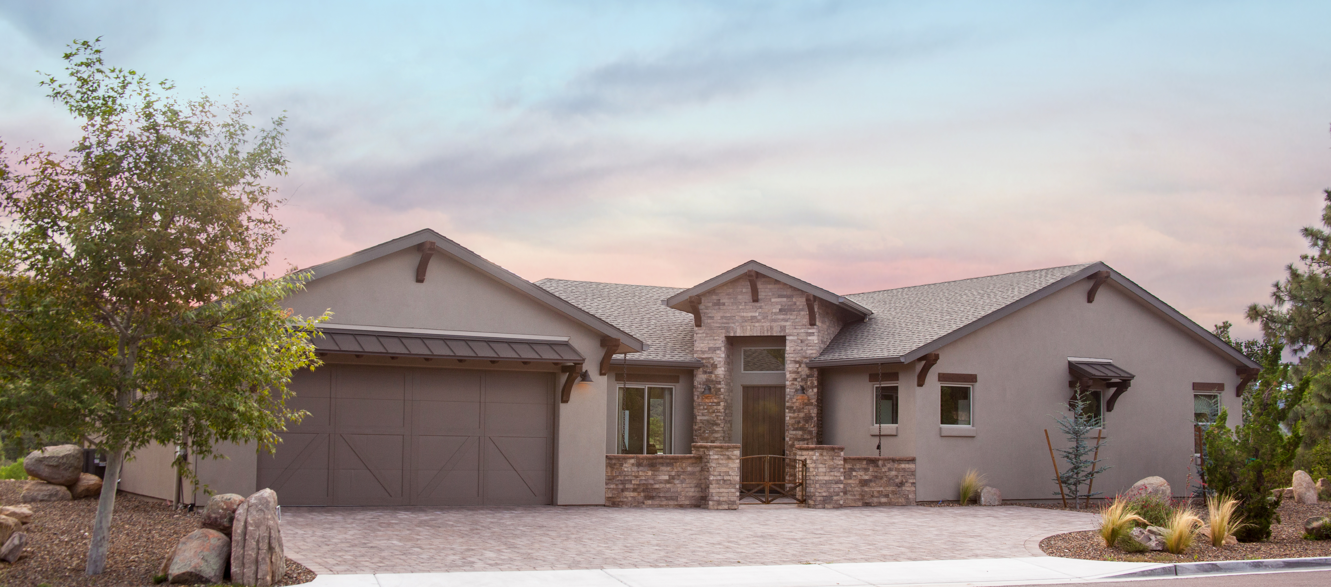 Prescott az homebuilder custom homes northstar builders az