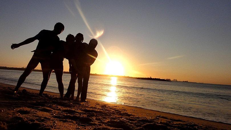 Praia de Camburi ES