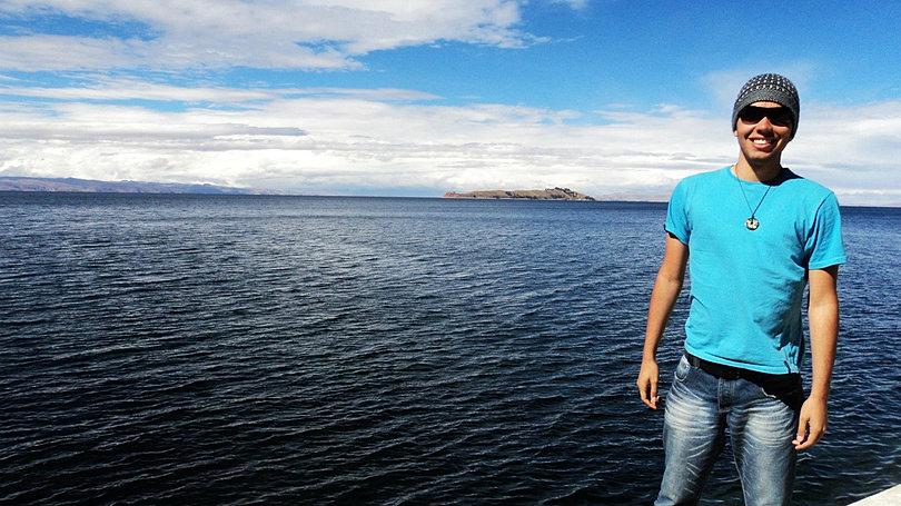 Isla del Sol - Bolívia