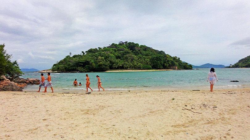 Ilha Cataguazes - Angra dos Reis RJ