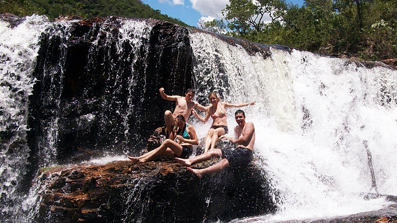 Cachoeira - GO
