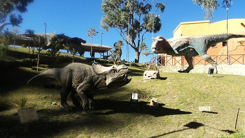 Parque Cretácio - Bolívia