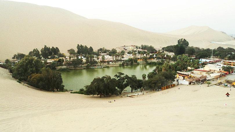 Oásis de Huacacchina