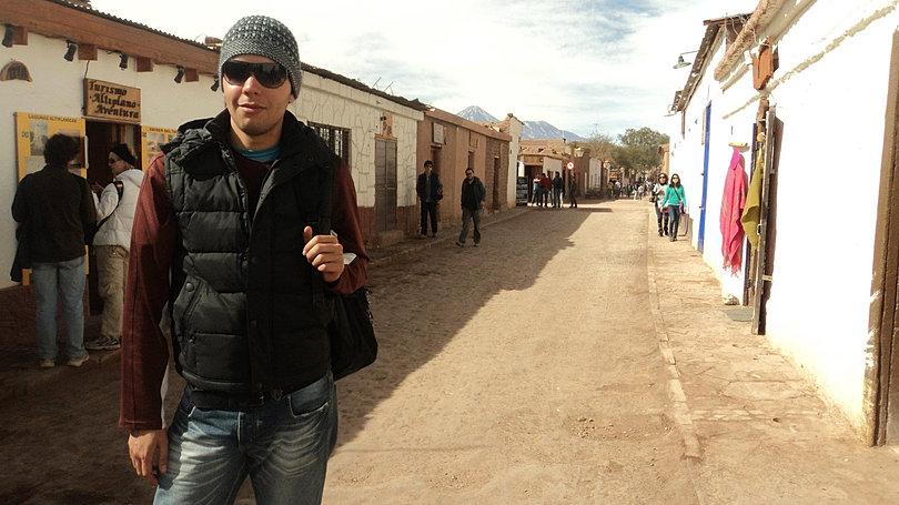 Ruas de San Pedro - Chile