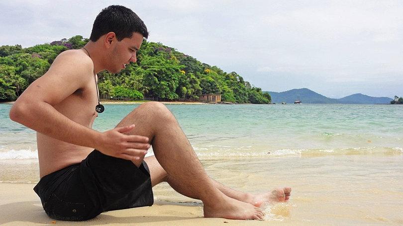 Ilha de Cataguazes - RJ