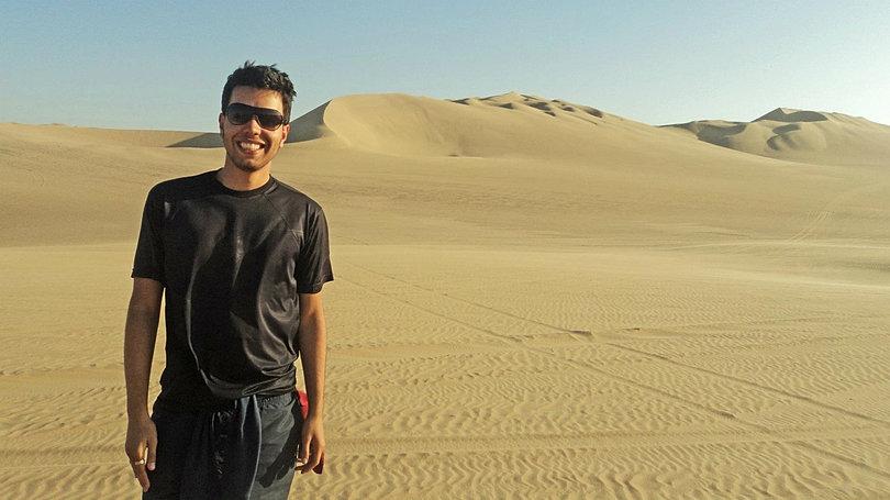 Deserto de Ica - Peru