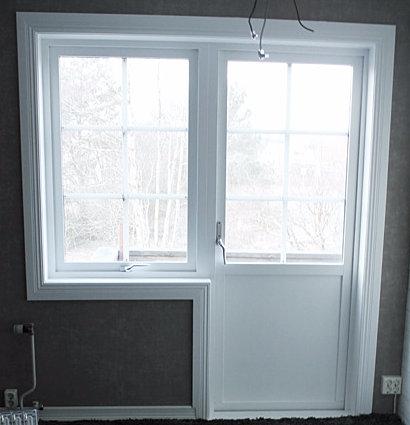 Bästa fönstervalet komplett sortiment av fönster och dörrar ... : fönster lister : Fönster