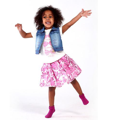 Юбка на девочку 2, 3, 4, 5 лет. Калабур Кидс детская одежда
