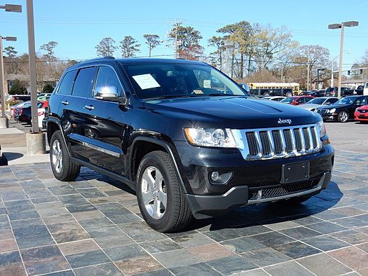 2013 JEEP GRD CHEROKEE LIM 4WD #14762 (1)